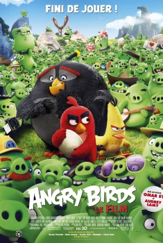 Angry Birds - Le Film (2016)