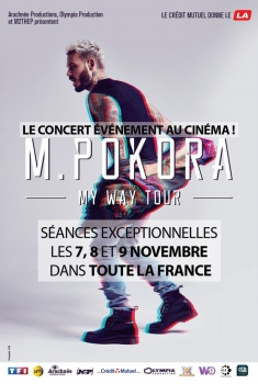 M. Pokora - My way tour (CGR Events) (2017)