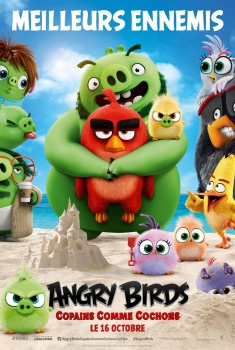 Angry Birds 2 : Copains comme cochons (2019)